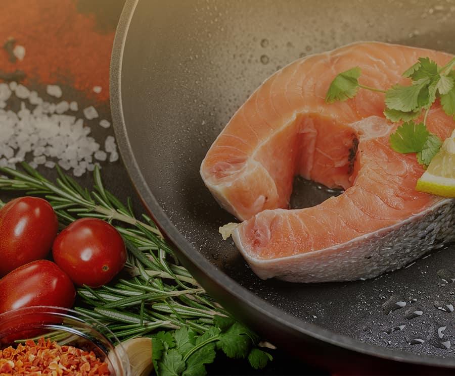 ออกแบบเว็บไซต์และจัดทำเว็บไซต์ร้านอาหาร